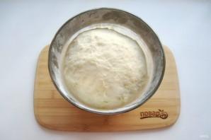 Пирог с творогом и джемом - фото шаг 5