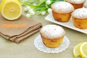 Творожные кексы с лимоном - фото шаг 9