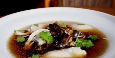 Куриный суп с баклажанами - фото шаг 4