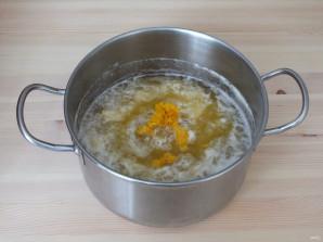 Яблочный джем с апельсинами - фото шаг 6
