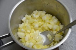 Яблочный пирожок как в Макдональдсе - фото шаг 6