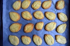 """Печенье """"Весенние листья"""" - фото шаг 4"""