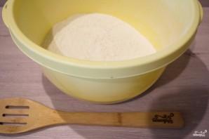 Пирожки с капустой духовые - фото шаг 1