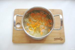 Суп с сосисками и рисом - фото шаг 5