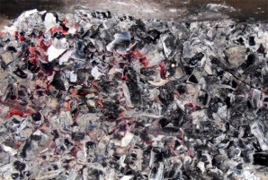 Ребрышки барбекю на мангале - фото шаг 4