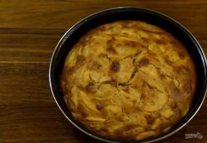 Простейший яблочный пирог - фото шаг 4