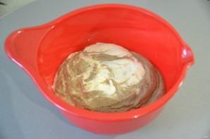 Мраморный хлеб - фото шаг 17