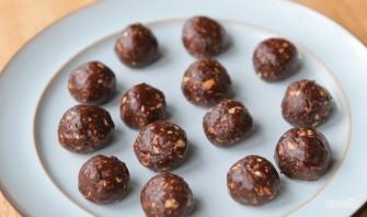 Шоколадные конфеты с орехами и коньяком - фото шаг 4