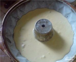 Яблочная шарлотка в духовке - фото шаг 5