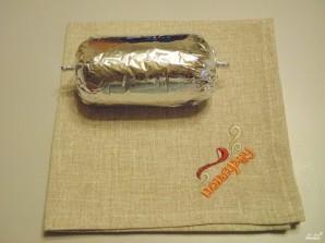 Куриная колбаса - фото шаг 6