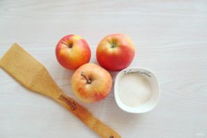 Карамельное варенье из яблок - фото шаг 1