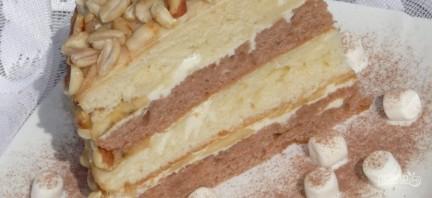 Тесто для сметанного торта - фото шаг 5