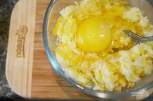 Хрустящий сырный картофель - фото шаг 4