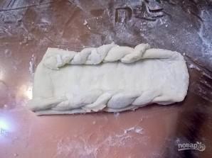 """Открытые пирожки """"Ладья"""" - фото шаг 6"""