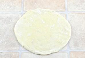Пирожки с курицей и сыром - фото шаг 9