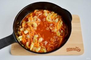 Грибной суп с рисом и яйцом - фото шаг 6