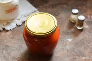 Консервированные помидоры чили на зиму без стерилизации - фото шаг 7