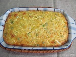 Легкий пирог из капусты  - фото шаг 7