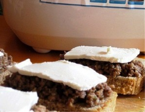 Горячие бутерброды в мультиварке   - фото шаг 4