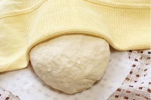 Осетинский пирог с грибами и сыром - фото шаг 2