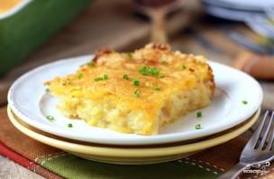 Картофельная запеканка с сыром в духовке - фото шаг 4