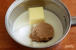 Перевернутый пирог с грушами - фото шаг 13