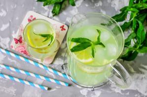 Лимонад с мятой в домашних условиях - фото шаг 7