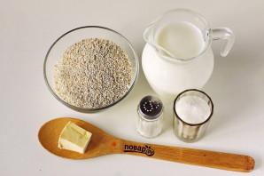 Ячневая каша на молоке в мультиварке - фото шаг 1