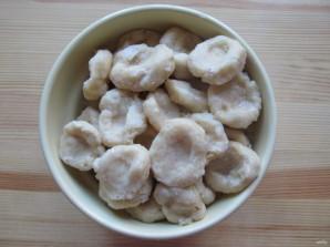 Картофельные ньокки с курицей и сыром - фото шаг 9