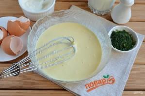 Домашний сыр из молока и сметаны - фото шаг 3
