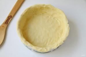 Пирог с рисом, изюмом и курагой - фото шаг 8
