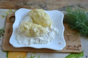 Картофельные крокеты - фото шаг 3