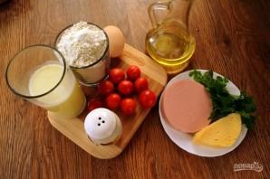 Закусочные маффины - фото шаг 1