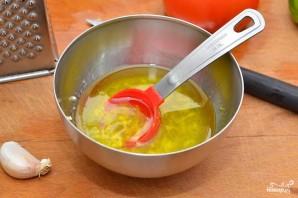 Салат с лимонной заправкой - фото шаг 1