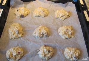Овсяные печенья на кефире - фото шаг 6