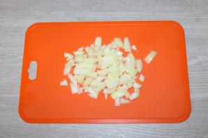 Паста с грудкой и грибами - фото шаг 3