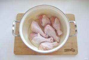 Курица по-арабски - фото шаг 2