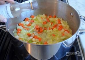 Крем-суп с брокколи и сыром - фото шаг 4