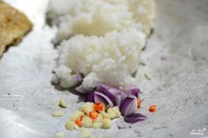 Жареный рис по-тайски - фото шаг 3