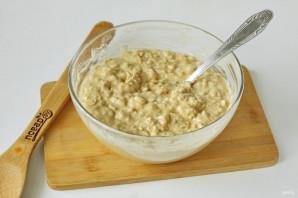 Овсяное печенье на молоке - фото шаг 5
