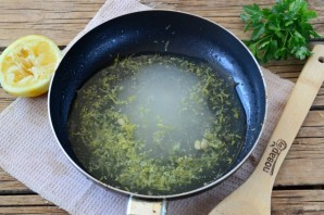 Курица в лимонном соусе по-китайски - фото шаг 8