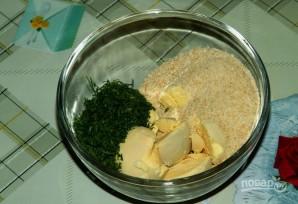 Салат с рыбными консервами - фото шаг 9
