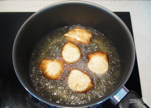 Банановые шарики во фритюре - фото шаг 4