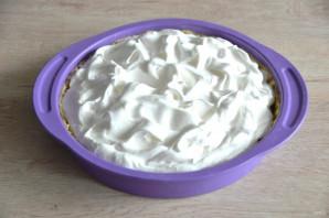 Польский пирог с яблоками и безе - фото шаг 14