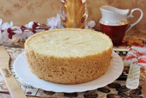 Пышный бисквит для торта - фото шаг 11