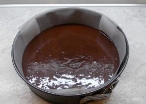 Трюфельно-шоколадный торт - фото шаг 4