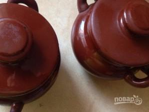 Пельмени в горшочке в духовке - фото шаг 8