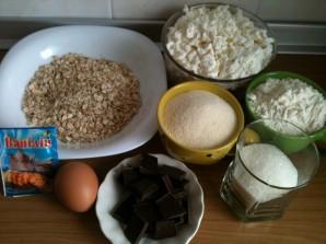 Сырники с шоколадом - фото шаг 1