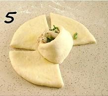 Пирожки Розочки - фото шаг 5
