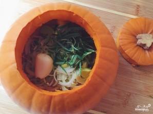 Суп из тыквы с сыром - фото шаг 1